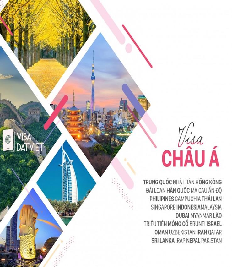 Visa Châu Á