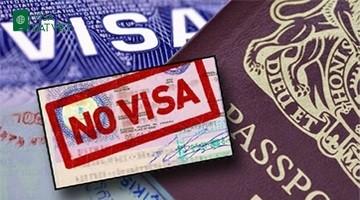 Các nước miễn visa vào Việt Nam
