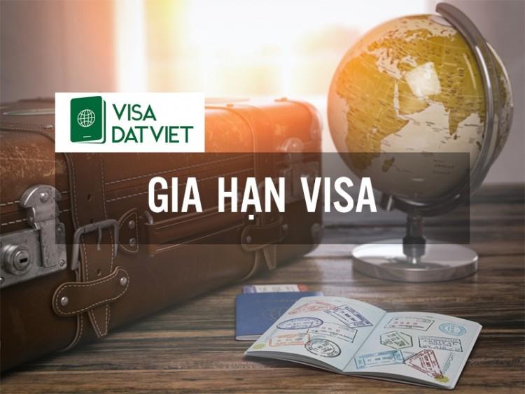Gia Hạn Visa