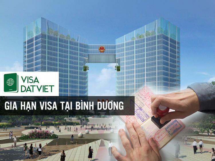 Gia Hạn Visa Tại Bình Dương