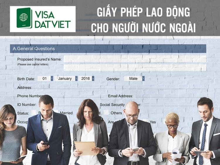 Giấy Phép Lao Động Cho Người Nước Ngoài Ở Việt Nam