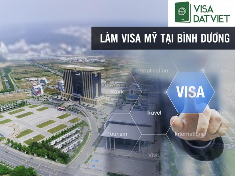 Làm Visa Mỹ Tại Bình Dương